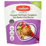 Linwoods Milled, Flaxseed, Sunflower, Pumpkin, Sesame Seeds & Goji Berries