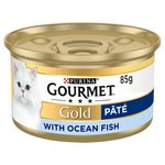 Gourmet Gold Pate with Ocean Fish