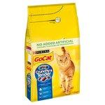 Go-Cat Crunchy & Tender Salmon & Tuna & Vegetables