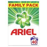 Ariel Bio Washing Powder 40 Wash