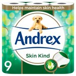Andrex Skin Kind Toilet Tissue with Aloe Vera & Vitamin E