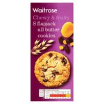Waitrose Flapjack All Butter Cookies