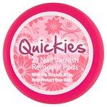 Quickies Nail Varnish Remover Pads