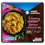 Weight Watchers Chicken Korma