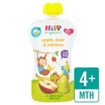 HiPP Organic Just Fruits Apple, Pear & Banana Pouch