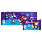 Cadbury Dairy Milk with LU Biscuit