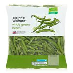 Essential Waitrose Frozen Whole Green Beans