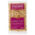 East End Cashew Nuts Kaju Plain