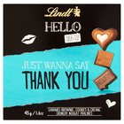 Lindt Hello Thank You Assorted Chocolate Pralines