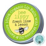 Beefayre Fresh Lime & Lemon Lip Balm