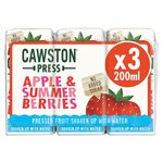 Cawston Press Apple & Summer Berries Kids