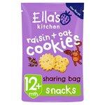 Ella's Kitchen Oat & Raisins Cookies
