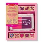 Melissa & Doug Butterfly & Heart Stamp Set 4+