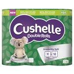 Cushelle Supersize White Rolls Equals 18 Regular Rolls