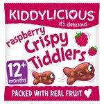Kiddylicious Raspberry Crispie Tiddlers