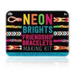 Neon Friendship Bracelets 8+