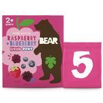 Bear Fruit Paws Arctic Raspberry & Blueberry Multipack