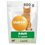 Iams Adult Dry Cat Food Lamb