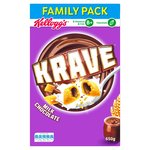 Kellogg's Krave Milk Chocolate