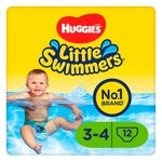 Huggies Little Swimmers Size 3-4
