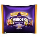 Cadbury Heroes Family 20 Treatsize Packs