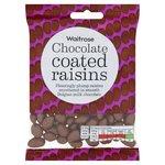 Belgian Milk Chocolate Raisins Waitrose