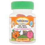 Haliborange Mr. Men Little Miss Omega 3 & Multivitamins