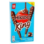 Mikado King Double Chocolate