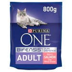 Purina One Adult Cat Salmon & Wholegrains