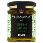 Bart Veeraswamy Green Chilli Pickle