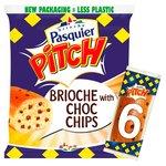 Brioche Pasquier Pitch Chocolate Chips Brioche