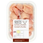Essential Waitrose Chicken Breast Chunks