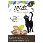 HiLife Indulge Me! Flaked Tuna Combination in Jelly Multipack
