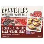 Bannisters' Farm Mini Cheese & Jalapeno Potato Bites
