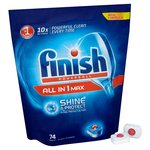 Finish All in One Max Dishwasher Tablets