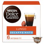 Nescafe Dolce Gusto Lungo Decaf Pods