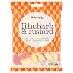 Rhubarb & Custard Waitrose
