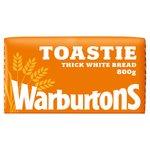 Warburtons Toastie Thick Sliced White Bread