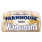 Warburtons Soft White Farmhouse Loaf