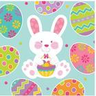Amscan Easter Enchantment Napkin
