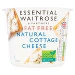 Waitrose Fat Free Cottage Cheese