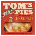 Tom's Pies Steak & Ale Pie