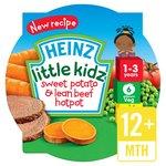 Heinz Sweet Potato & Lean Beef Hotpot Tray