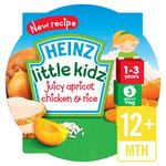Heinz Juicy Apricot & Chicken Rice Tray