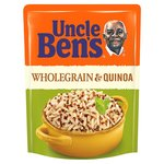 Uncle Bens Wholegrain & Quinoa Rice