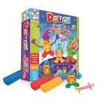 Kids Create Dough Fun Creatures Set 3+