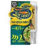 Blue Dragon Thai Green Curry 3 Step Kit