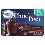 Weight Watchers Pot Shots Milk Chocolate
