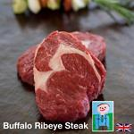 Laverstoke Buffalo Rib Eye Steak
