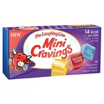 The Laughing Cow Mini Cravings 3 Cheeses